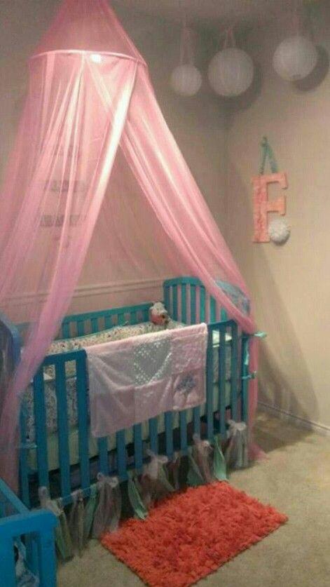 Baby girl nursery!