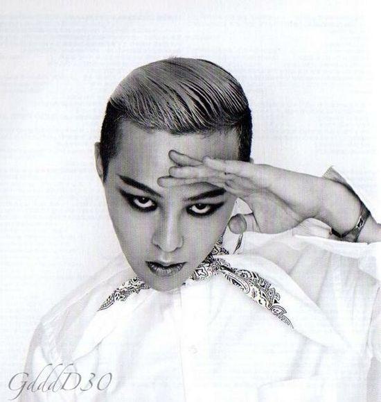 G-Dragon (Kwon Ji Yong ) ? #BIGBANG
