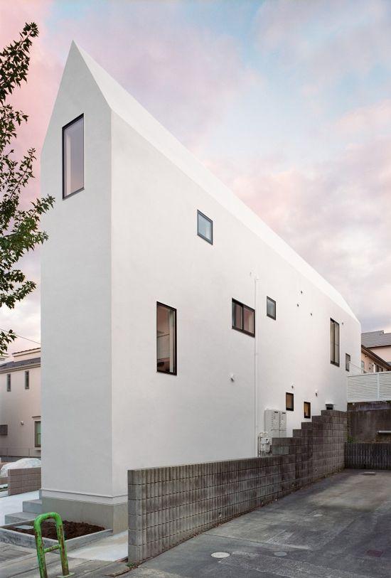 HouseK / Hiroyuki Shinozaki Architects