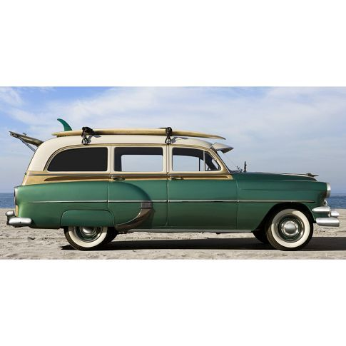 Vintage surf mobile