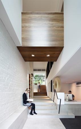 Wilson Architects' Office