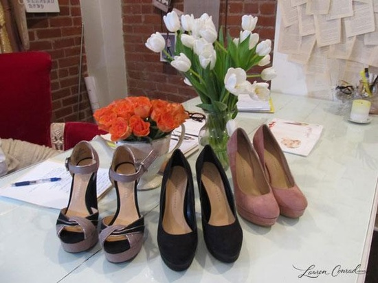 I love LC Lauren Conrad shoes!