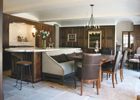 interior design musings: Design Perspective - Pursley Dixon Architecture