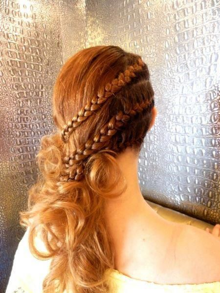 #Hair Style #girl hairstyle #hairstyle