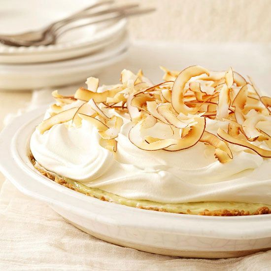 See How to Make Coconut Cream Pie