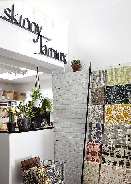 Skinny Laminx shop
