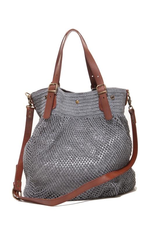 Fall in style bolsos de crochet modernos y actuales - Bolsos tejidos a ganchillo ...