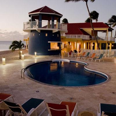 The Lighthouse Bay Resort Barbuda #caribbean #resort