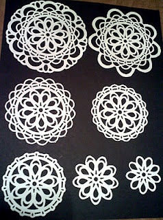 7 Ways to use your Doily Die