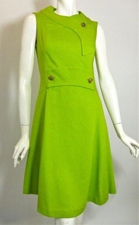 vintage dress 1960s dress