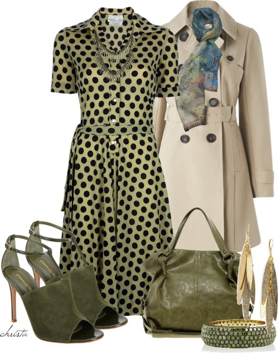 """Olive"" by christa72 on Polyvore"