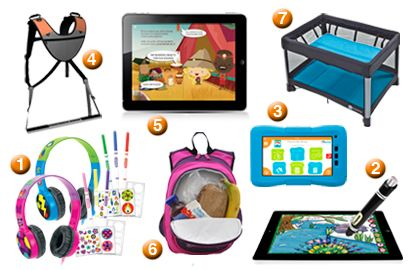 Travel family-friendly gadgets (Fodor's)