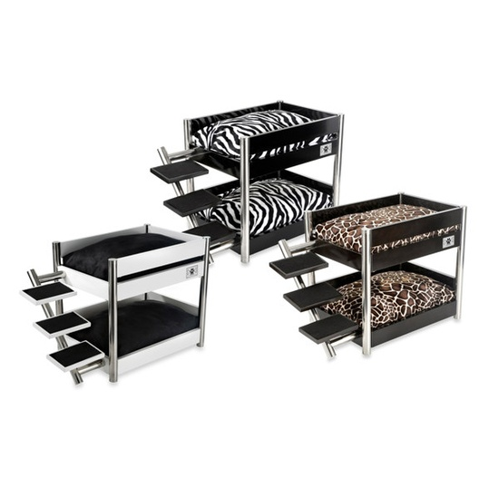 bunk beds for puppies from bed bath & beyond. how cute is this?!