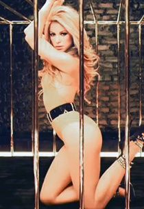 Shakira..may i please have your body and dancing