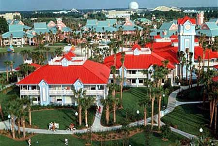 Disney's Caribbean Beach Resort is one of our favorites