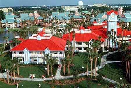 Disney's Caribbean Beach Resort is one of our favorites
