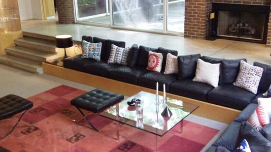 modern house interior design architecture