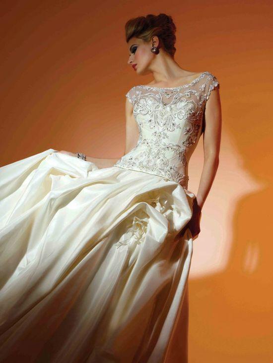 Victor Harper – Top 7 Most Beautiful Wedding Dresses