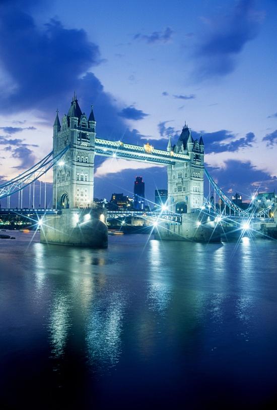 Tower Bridge looking #lovely. #travel #UK