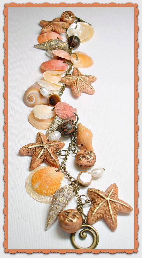 Florida Shell Bracelet
