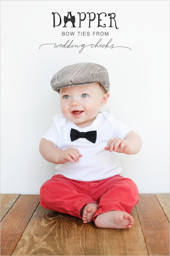 baby bow tie onesie...oh.my.gosh!