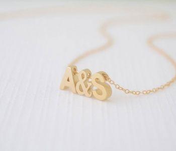 Custom Love Necklace