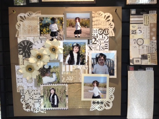 Brand New Bazzill Timeless Collection by Margie Romney Aslett - Scrapbook.com