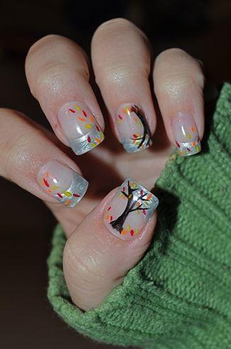 Fall Nails  #Nail Art Designs #nail art / #nail style / #nail design / #t?rnak / #nagel / #clouer / #Auswerfer / #unghie / #? / #??/ #kuku / #uñas / #????? / #????? / #??????? / #ongles / #unhas