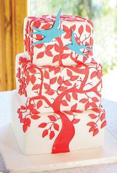 Brides: Outstanding Wedding Cake Designs : Wedding Cakes Gallery