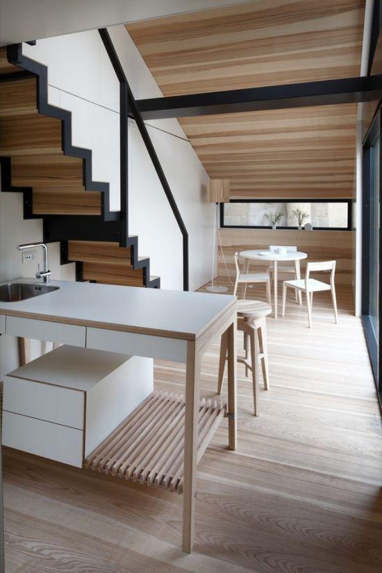 ECLISE Mobile Design Home by Arhitektu Birojs Arhiide.