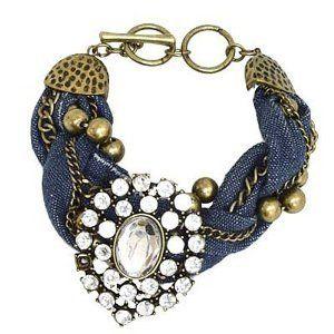 denim jewelry