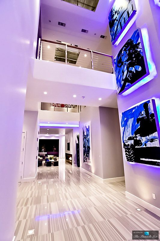 modern floor and layout