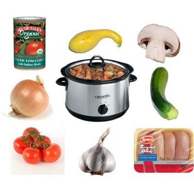 Easy Summer Crock Pot Recipe