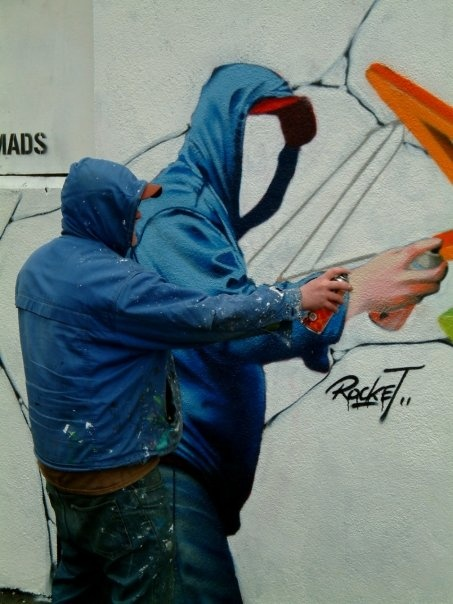 MOGA - The Movement Of Graffiti Art
