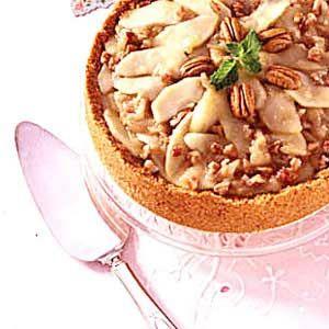 Apple Cheesecake Recipe
