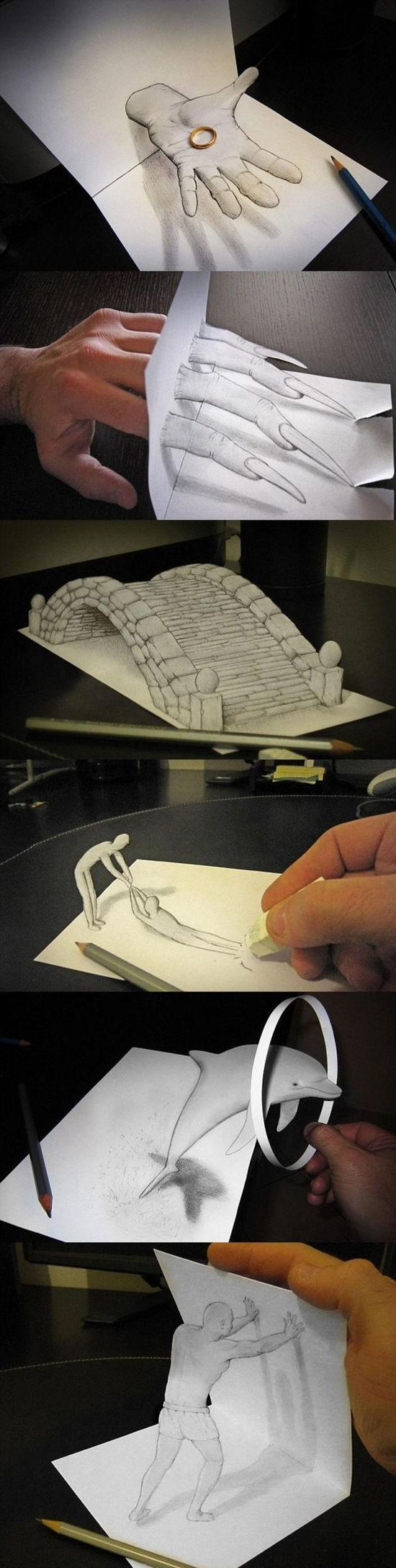 Amazing 3D arts