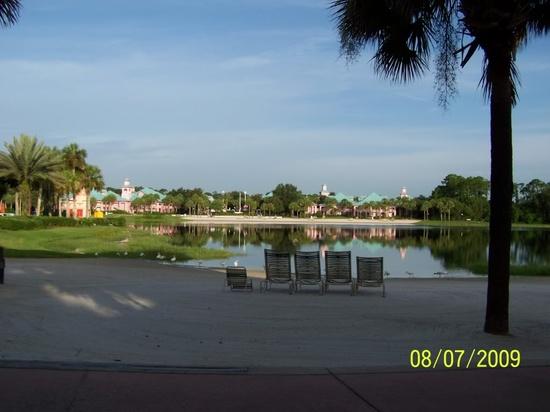 Caribbean Beach Resort - our plan for Fall 2012!