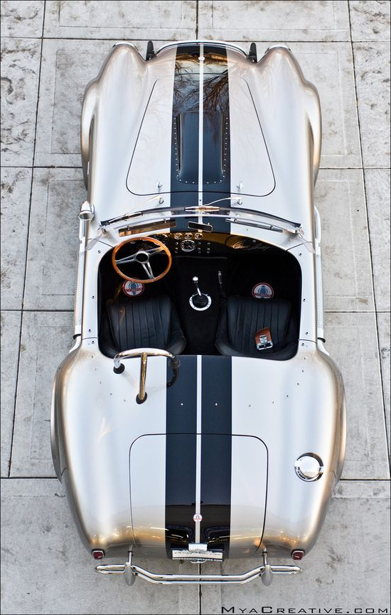 Shelby Cobra....the essence of all things beautiful
