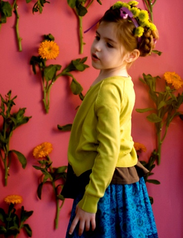 Frida..kids outfit love the colors