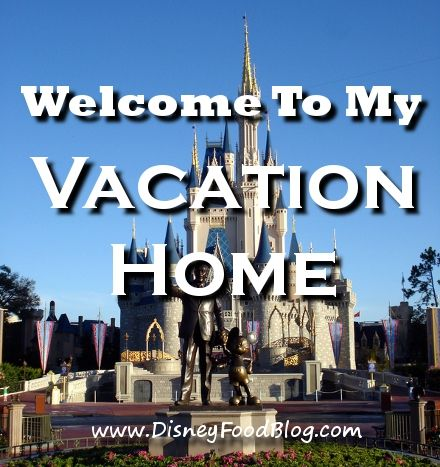 Welcome to my Vacation Home...! #Disney