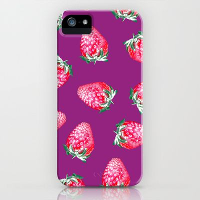 ? Strawberry Fields iPhone Case ?
