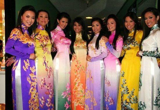 Vietnamese ao #ao dai #aodai