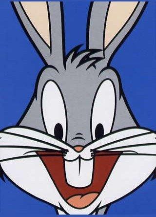 Best cartoon character ever.
