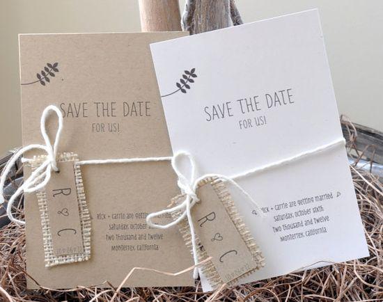 50 burlap wedding ideas