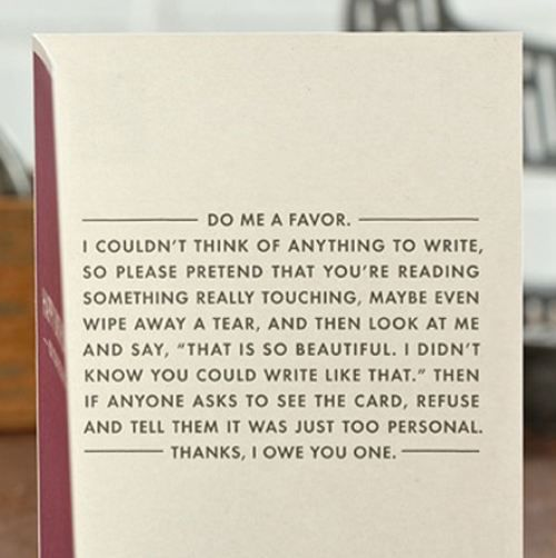 I need this card!