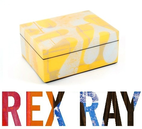 Rex Ray Yellow ARTPOP Dressing Table Box Sharing & Inspiring Hollywood Interior Design Fans With Tips & Ideas, Courtesy of InStyle-Decor.com Beverly Hills, Enjoy