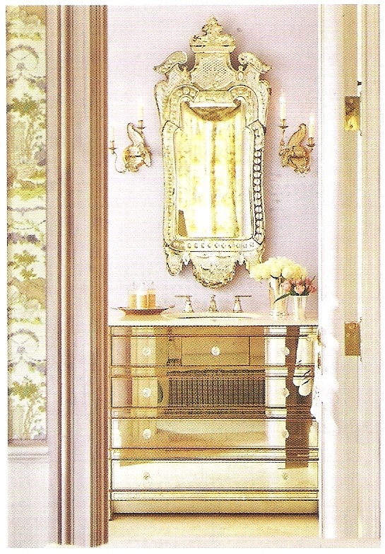 Interior Design Kendall Wilkinson, image Traditional Home May 2012