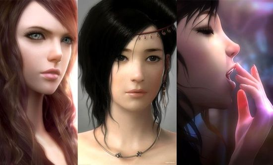 27 Awesome 3D Character Designs and 3D Illustrations for your