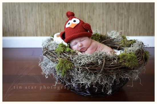 Great idea for baby photos...