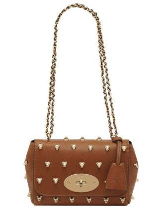 50 Dream Handbags: Mulberry Lily With Teddy Rivets, $3,150